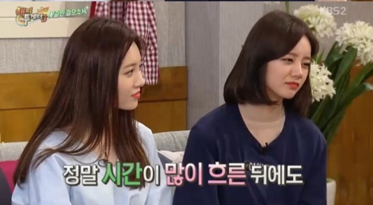 Yura and Hyeri Affirm the Strong Bond Within Girl's Day