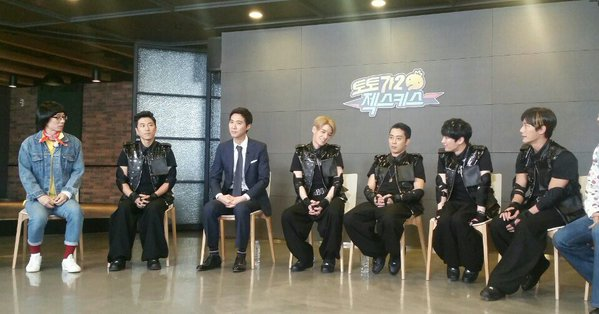 First Generation K-Pop Group Sechs Kies Successfully Reunites and Performs After 16 Years