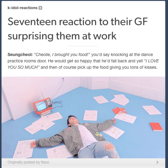 8 Types of K-Pop Posts on Tumblr That Are Everything | Soompi