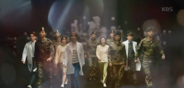 """Descendants of the Sun"" Ends With Record-Breaking Episode"