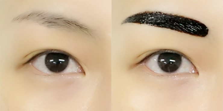 Everyone Is Talking About Etude House's New Eyebrow Gel