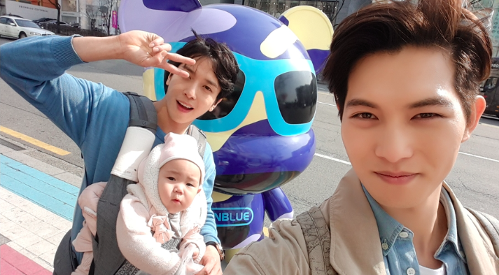 """Jung Yong Hwa and Lee Jong Hyun to Babysit Rohee on """"The Return of Superman"""""""