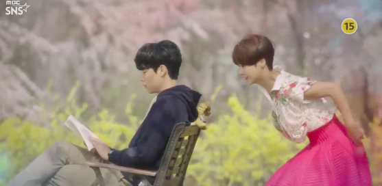 "MBC Unveils Teaser for ""Lucky Romance"" Starring Hwang Jung Eum and Ryu Jun Yeol"
