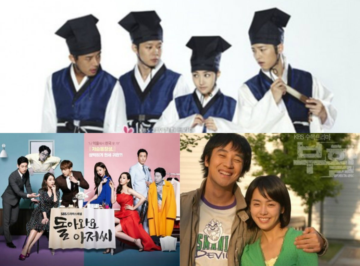 unlucky kdramas in ratings