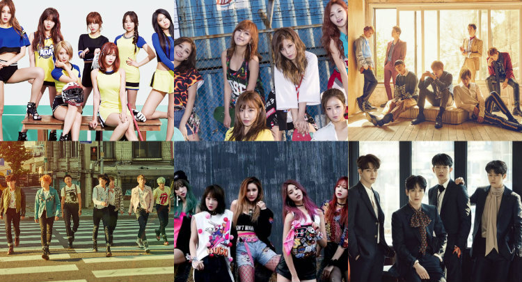 """Watch: Block B, BTS, CNBLUE, A Pink, AOA, EXID, and More in Special """"Music Core"""" Episode"""