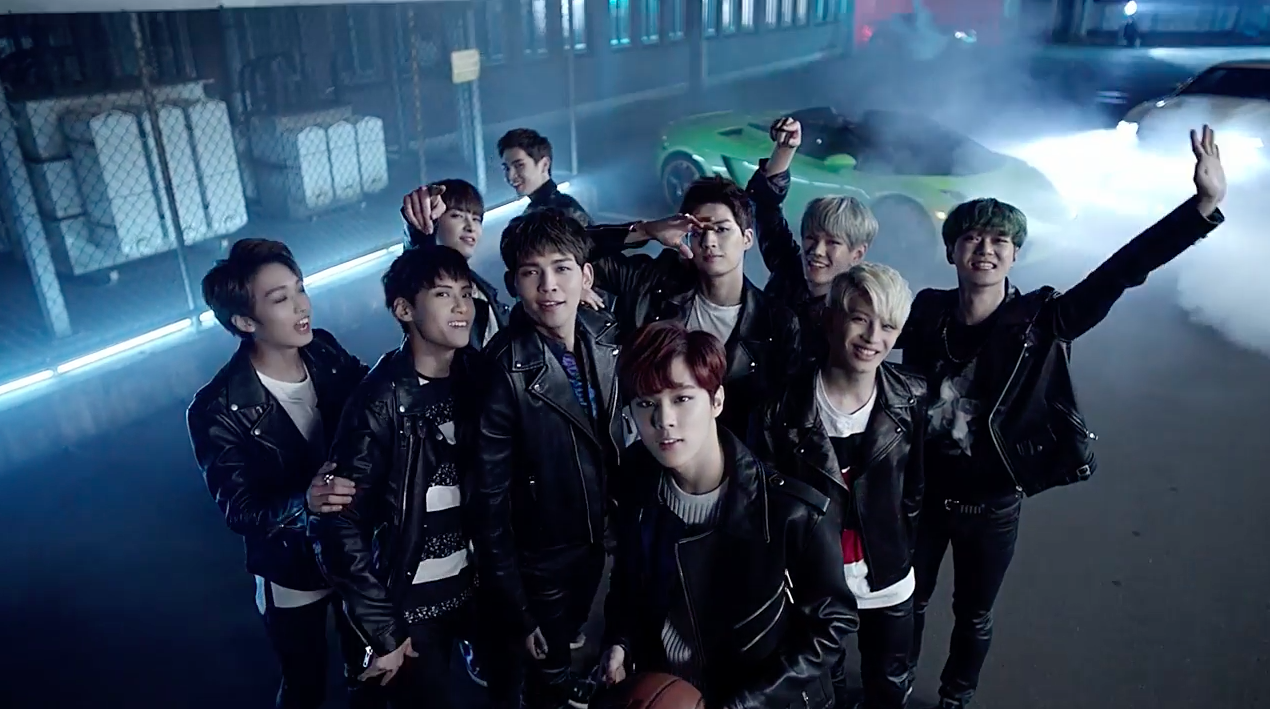 """UP10TION Grabs Your """"Attention"""" in Comeback MV"""