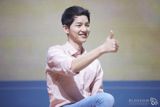 song joong ki fan meeting 3