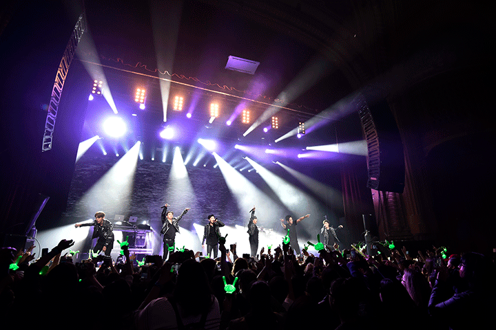 5 Best Moments From B.A.P's LOE Takeover of San Francisco