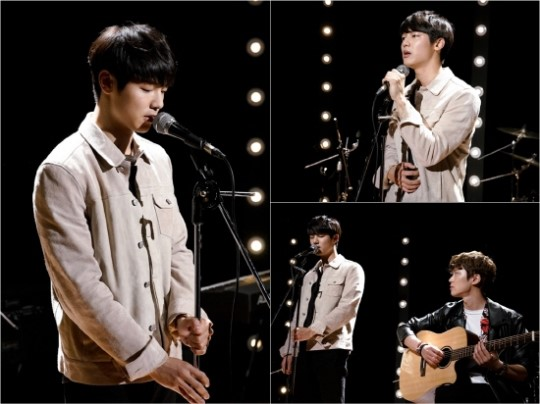 """Kang Min Hyuk Takes to the Stage for the First Time in New """"Entertainer"""" Stills"""
