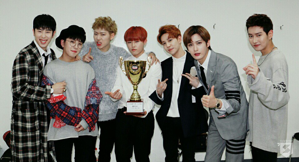 """Block B Takes 1st Win for """"Toy"""" on """"Show Champion,"""" Performances by CNBLUE, BTOB, VIXX, and More"""