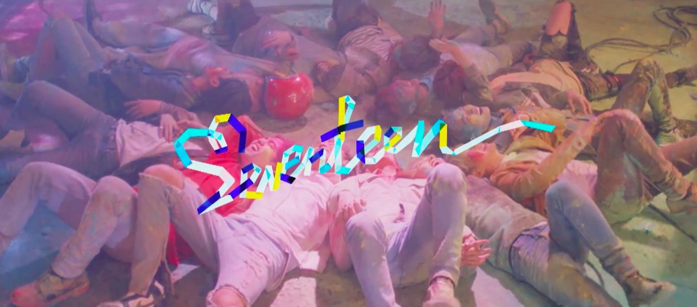 """Update: SEVENTEEN Releases MV for """"Pretty U"""""""