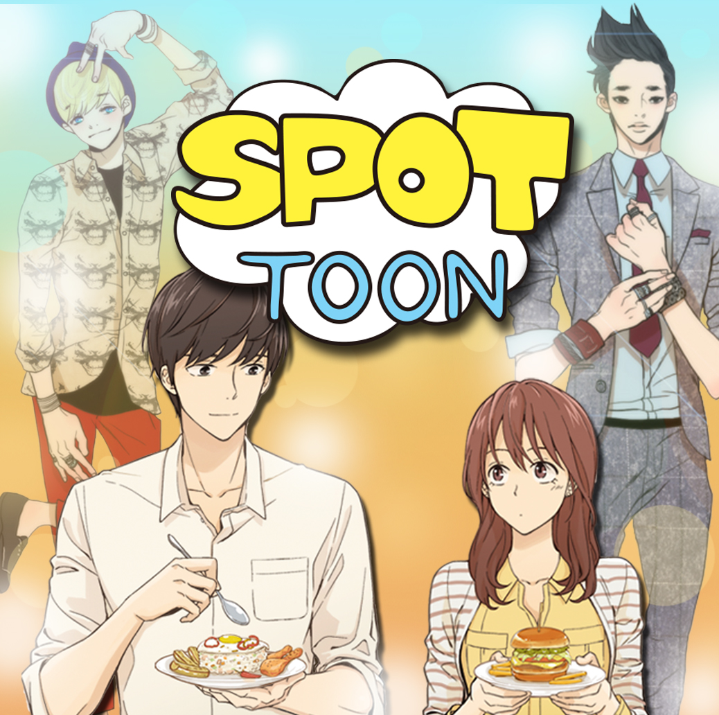 "Spottoon's ""Shall We Have Dinner Tonight?"" and ""Monster Idols"" Now Available to Read on Soompi!"