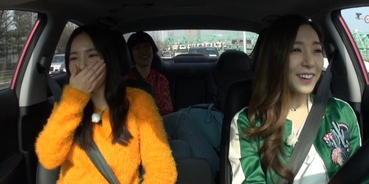 Girls' Generation's Tiffany Talks About Meeting and Hugging Ideal Type Jo In Sung