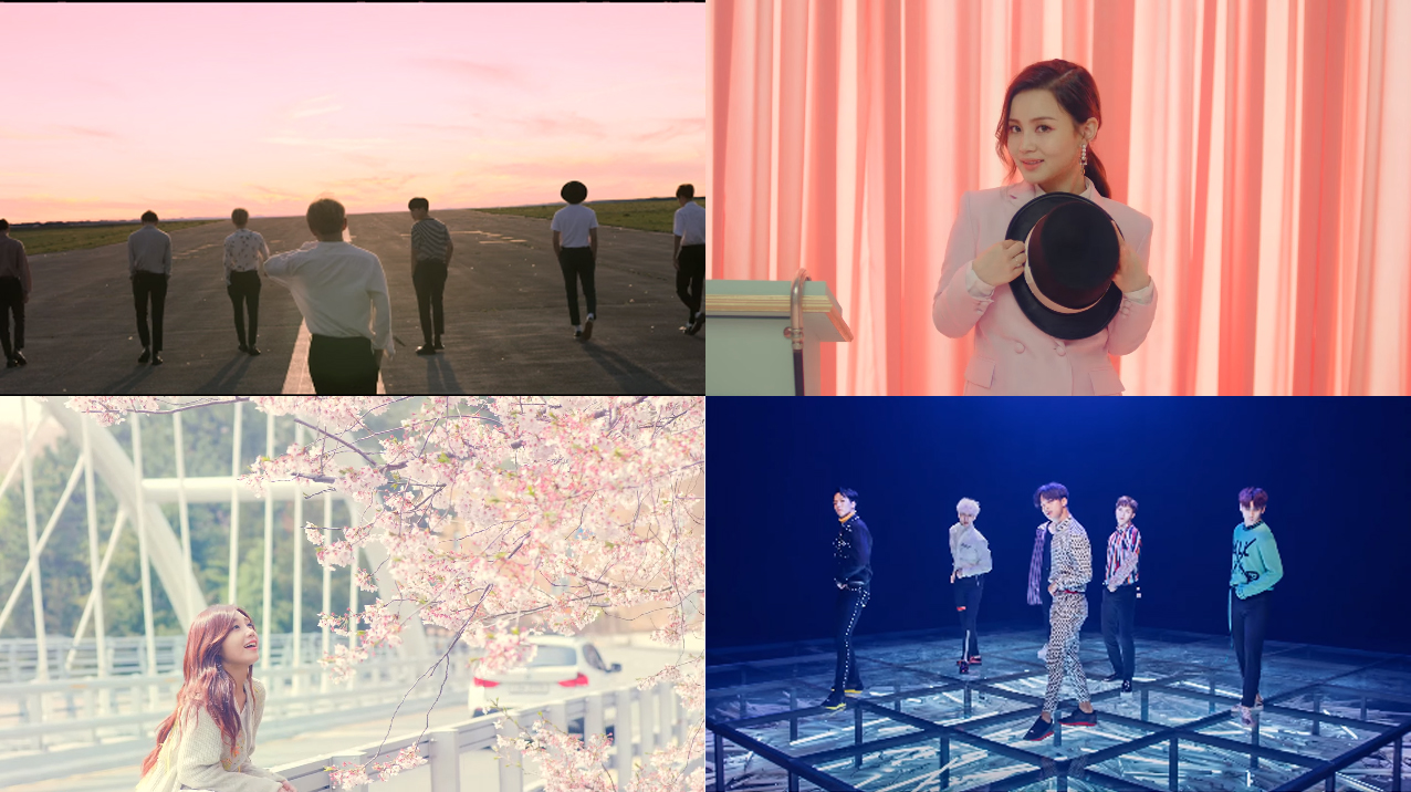 This Week in K-Pop MV Releases: BTS, Lee Hi, VIXX and More – April Week 3