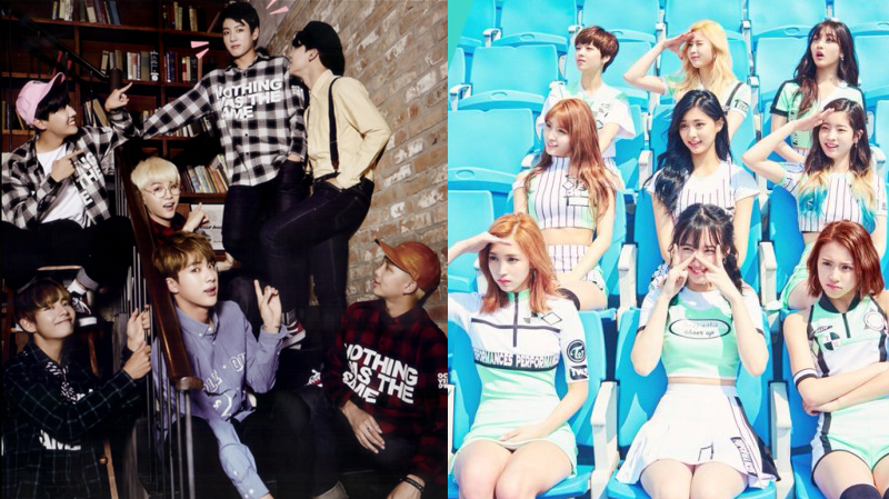 BTS to Headline KCON 2016 NY Concert, TWICE to Join LA Concert