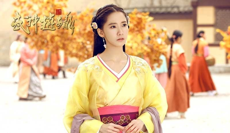 """8 Reasons Why We Love YoonA In """"God of War, Zhao Yun"""""""