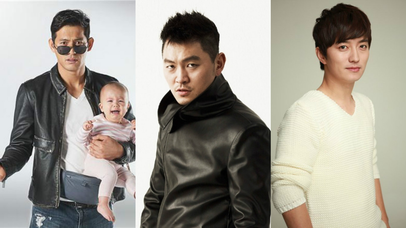 """Oh Ji Ho, Yang Dong Geun, and In Gyo Jin to Join Revamped """"The Return of Superman"""""""