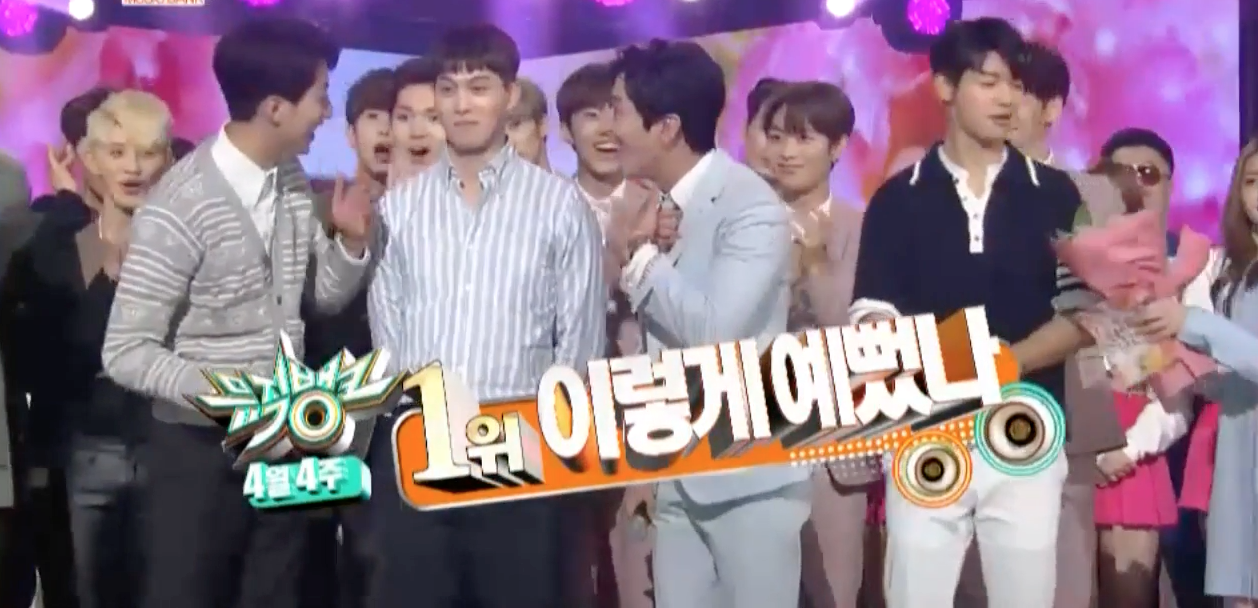 "CNBLUE Takes 6th Win for ""You're So Fine""; Performances by VIXX, Yesung, BTOB, and More!"