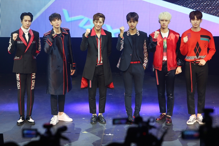 VIXX Talks About Goals, Promises, and Feeling Like Rookies