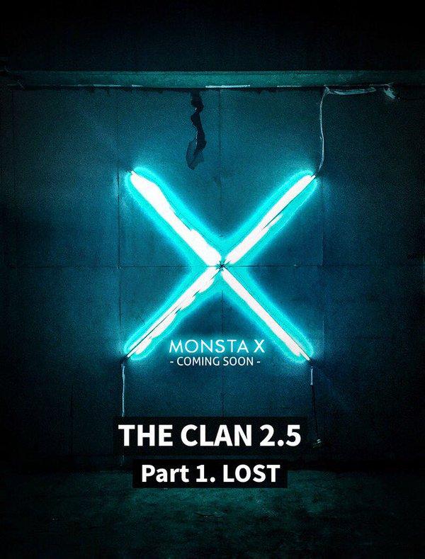 MONSTA X teaser