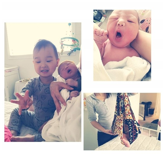 sunye second child