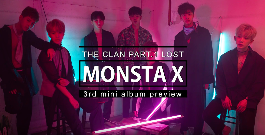Update: MONSTA X Reveals Highlight Medley For Upcoming Album
