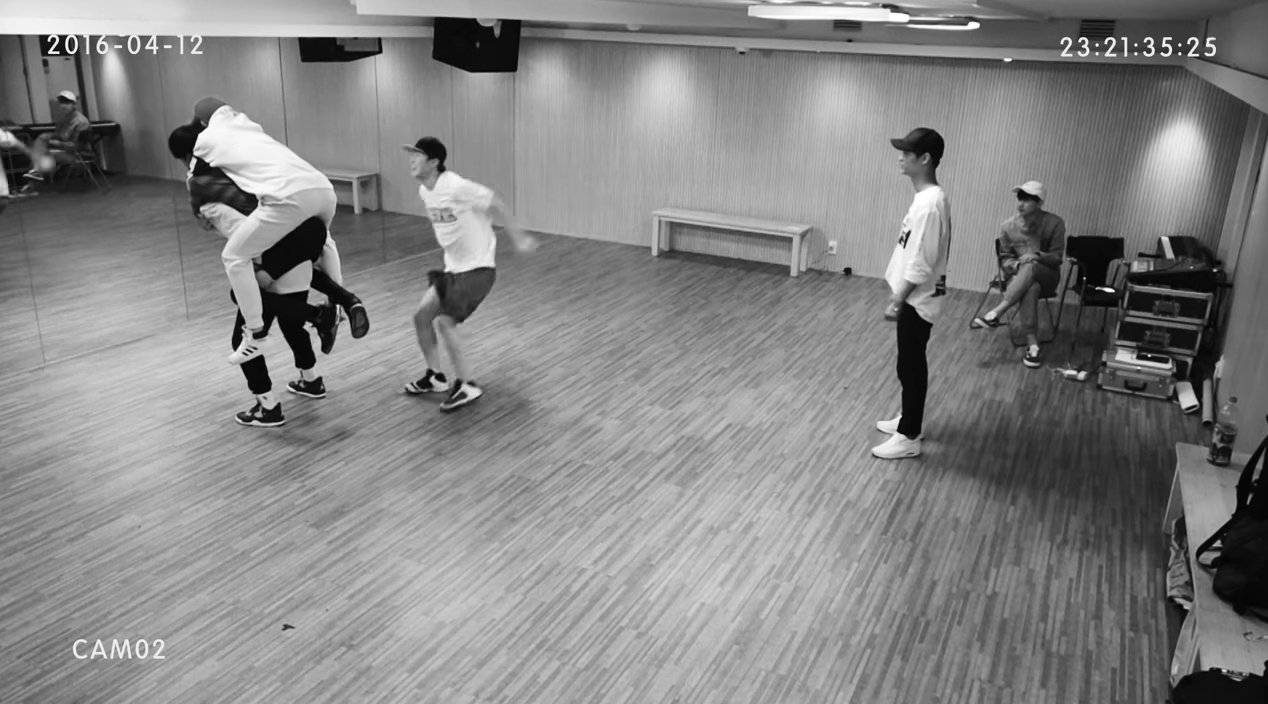 """VIXX Are Their Usual Dorky Selves in Practice Video for """"Dynamite"""""""
