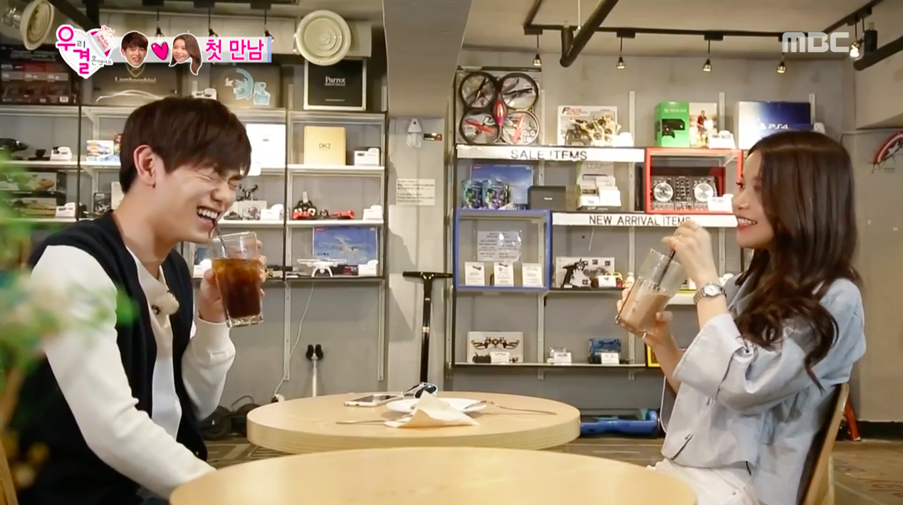 """Watch: Solar Completely Falls for Eric Nam's Trick on """"We Got Married"""""""