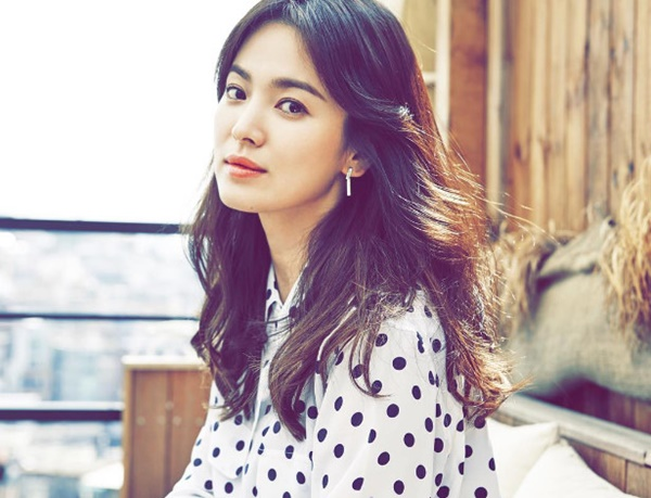 Song Hye Kyo Shares Her Thoughts on Life and Marriage