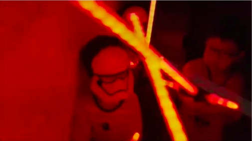 """Song Il Gook Reveals """"Star Wars: Return of the Triplets"""" Video"""