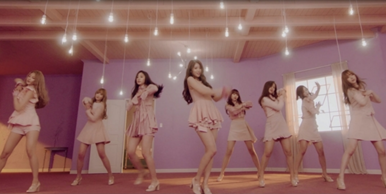 """Lovelyz Returns With a More Mature Sound and Look in """"Destiny"""""""