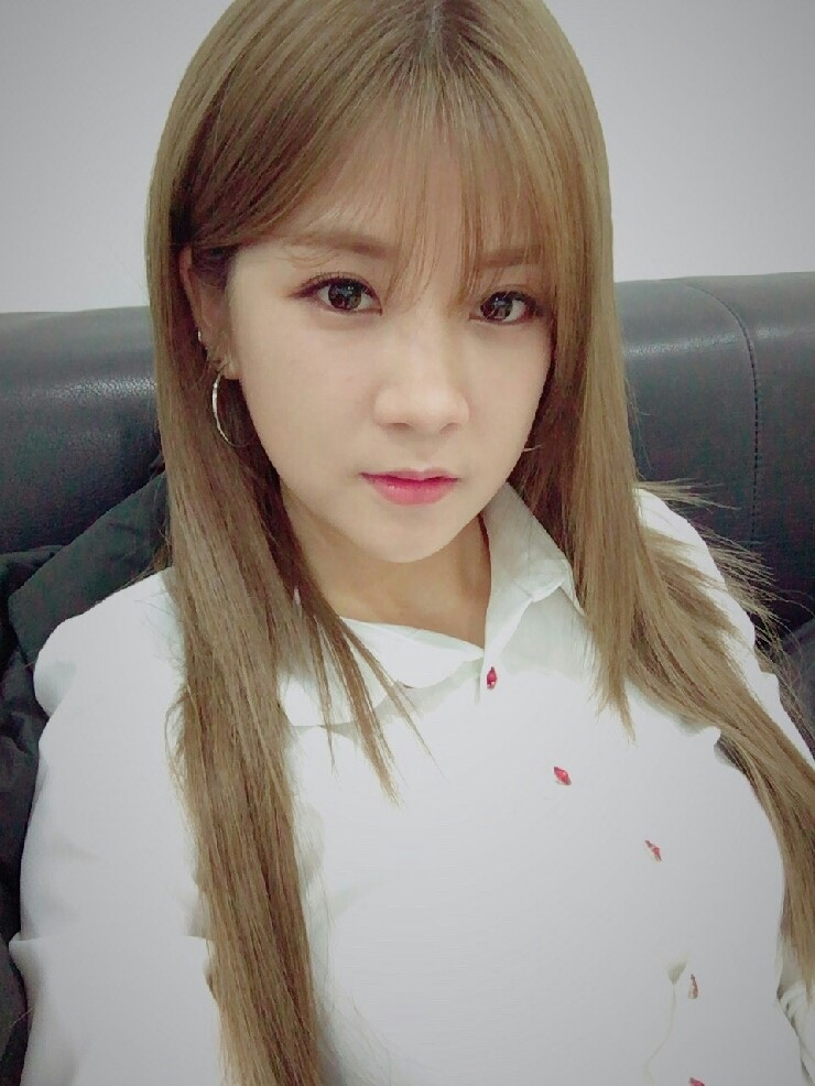 A Pink's Chorong Is Not Giving Up in the Battle Against Malicious Commenters
