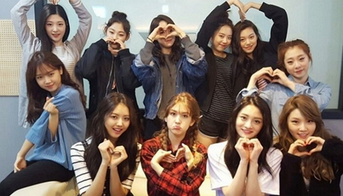I.O.I To Donate Proceeds From Debut Showcase To Charity