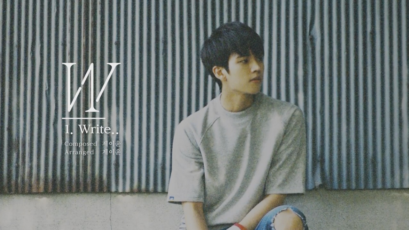 Update: INFINITE's Woohyun Drops Album Highlight Preview For Solo Debut Mini Album
