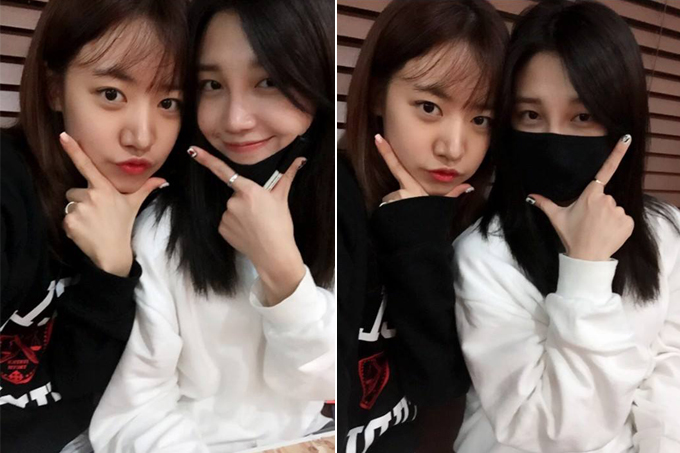 """A Pink's Jung Eun Ji And Namjoo To Guest On """"Happy Together"""""""