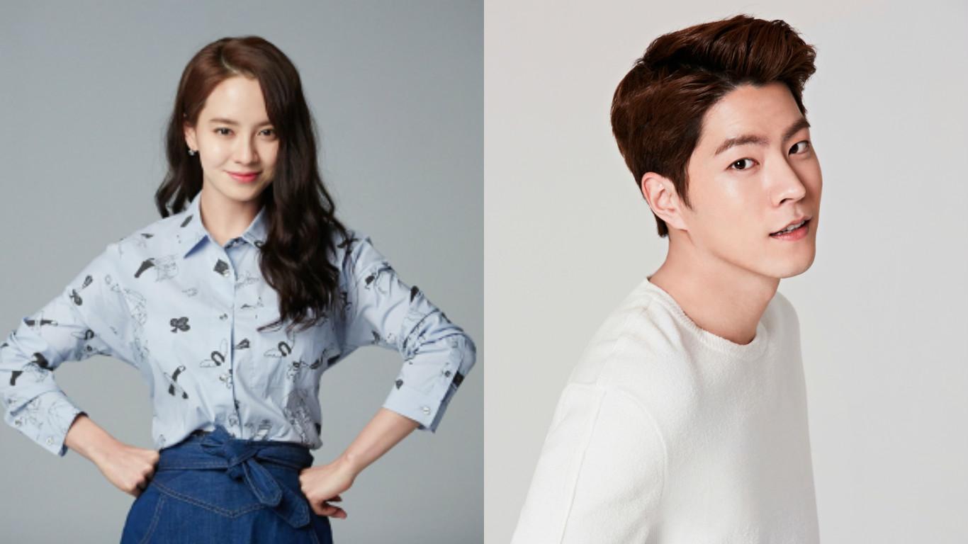 Song Ji Hyo And Hong Jong Hyun To Strut The Runway In China