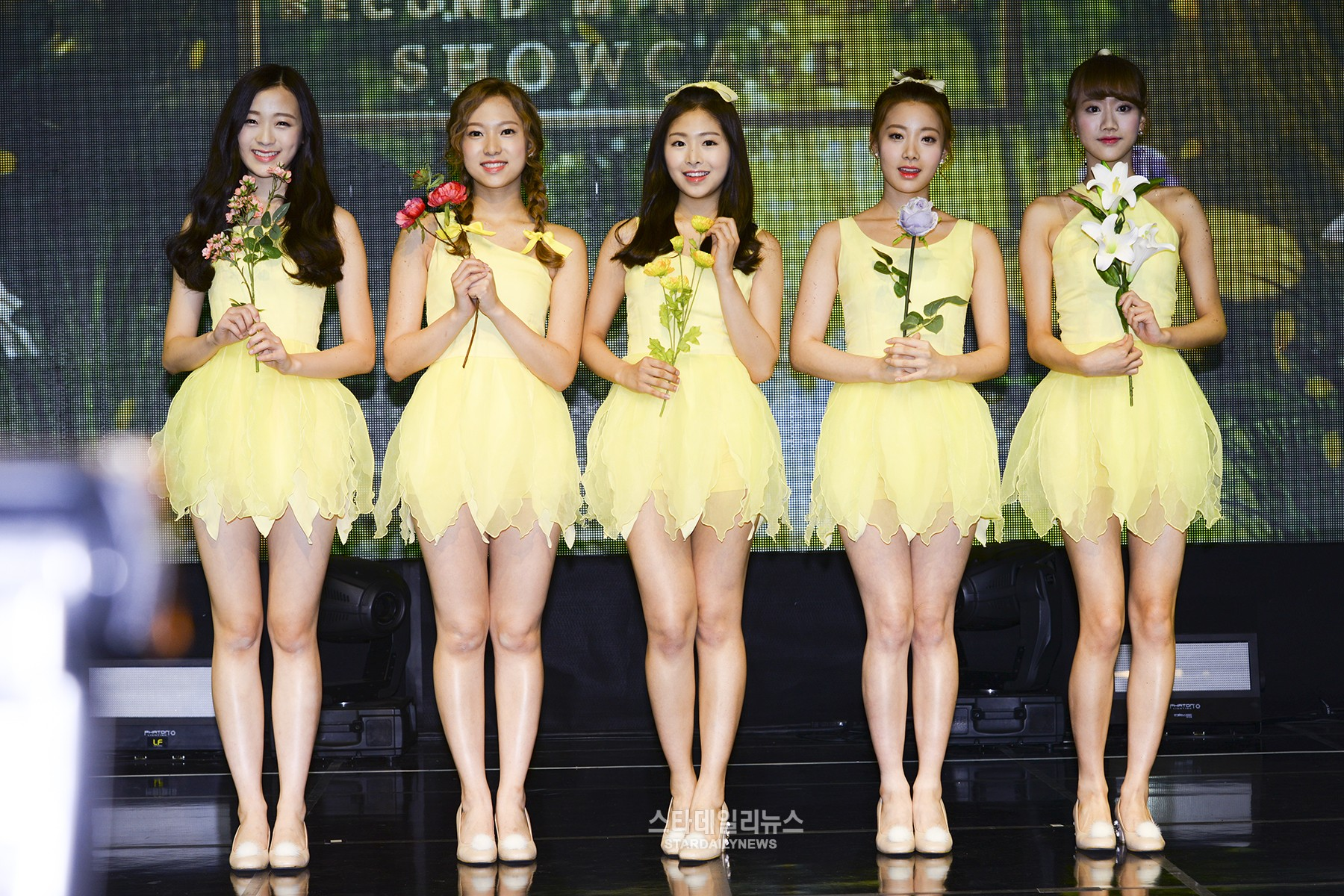April Talks Favorite Outfit Concepts And What They Would Like To Try Next