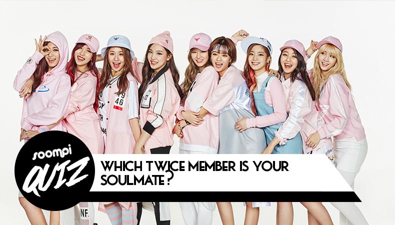 soompi quiz twice member soulmate