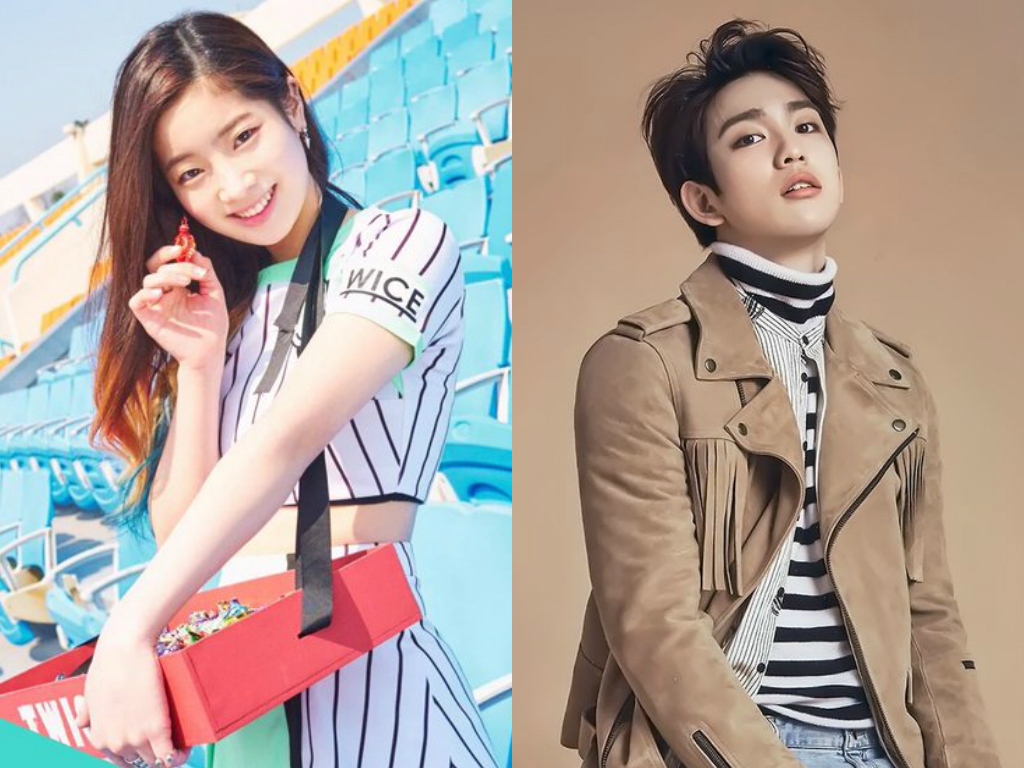 """GOT7's Junior And TWICE's Dahyun To Be Special MCs For This Week's """"Inkigayo"""""""