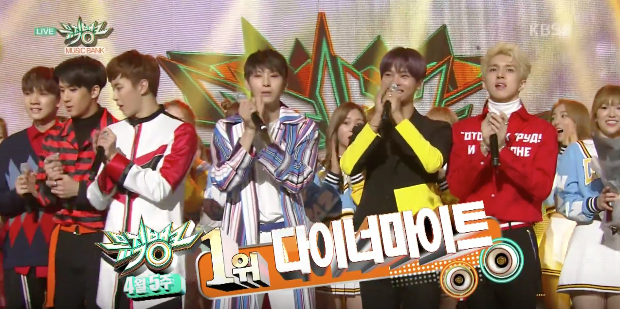"""VIXX Grabs 3rd Win For """"Dynamite,"""" Performances From April, SEVENTEEN, TWICE, Lovelyz, And More On """"Music Bank"""""""