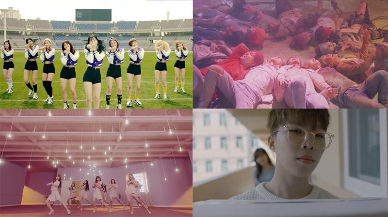 This Week In K-Pop MV Releases – April Week 4