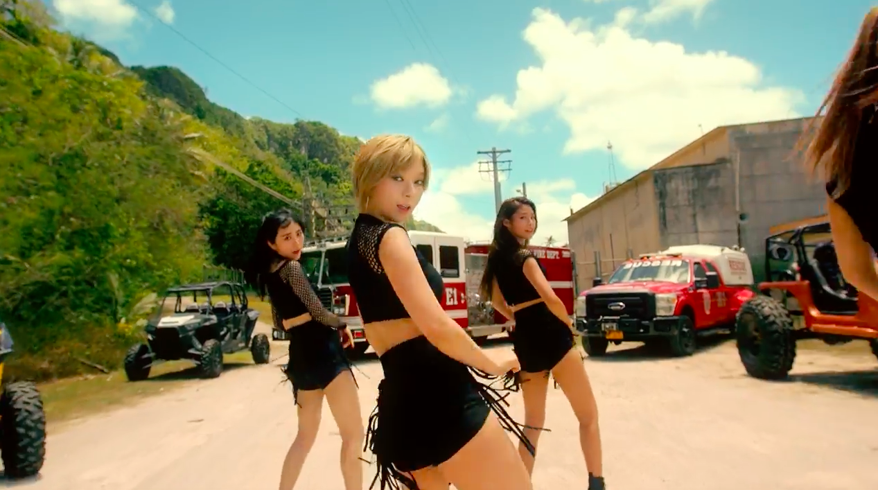 "Update: AOA Drops Teaser Video For Comeback MV ""Good Luck"""