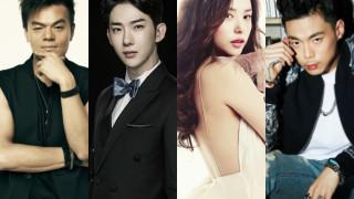 radio star park jin young jokwon min hyo rin g-soul