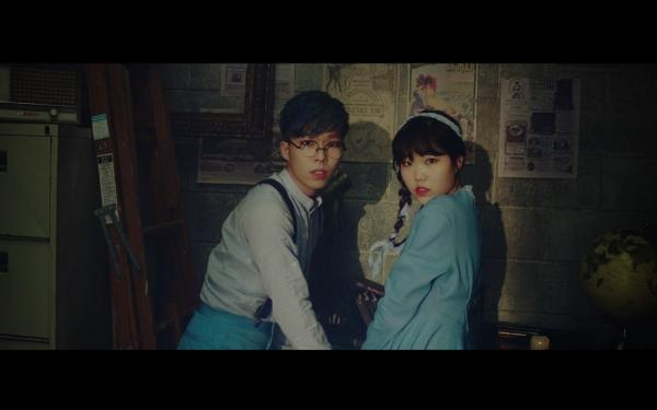 "Akdong Musician Reveals Teaser For 2nd Title Track ""Re-Bye"""