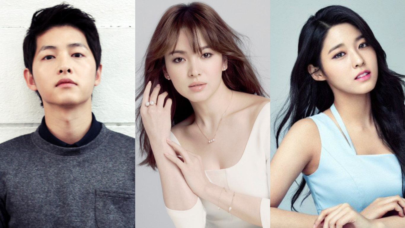 Song Joong Ki, Song Hye Kyo and Seolhyun Are The Top Three In Brand Power