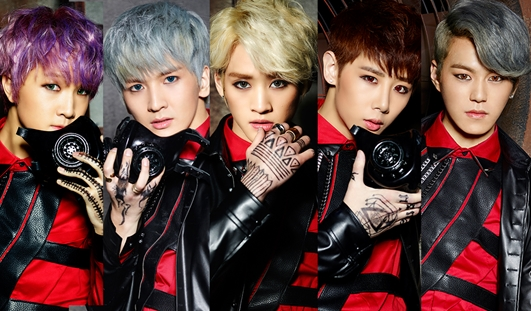 LU:KUS Changes Their Group Name