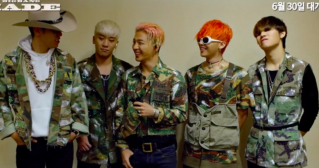 Update: Watch The Trailer For BIGBANG's Movie, Their First 10th Anniversary Project!