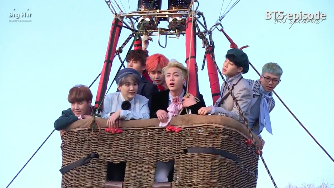 """BTS Drops Making-Of Videos For """"Young Forever"""" Photo Shoot And """"Fire"""" MV"""