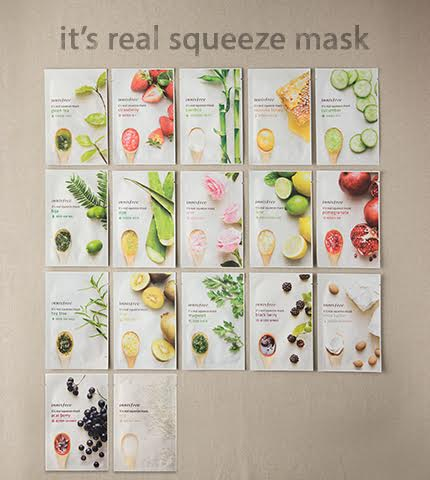 it's real squeeze mask