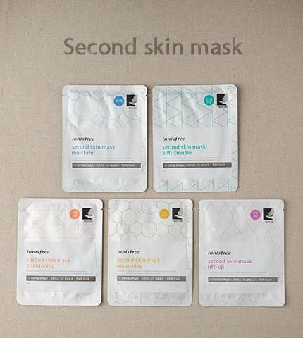 second skin mask